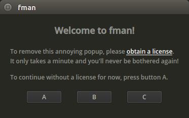 Changelog | fman